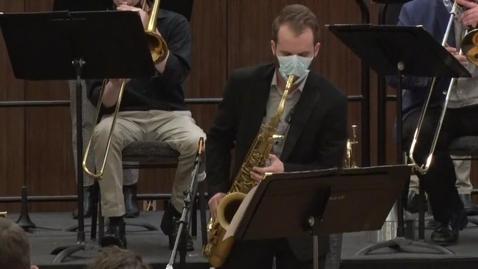 Thumbnail for entry Jazz Ensembles - 4/28/21
