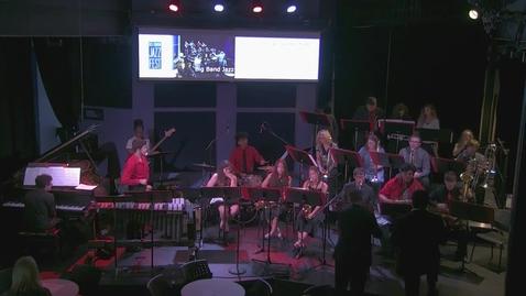 Thumbnail for entry UCO Jazz Ensembles 9/23