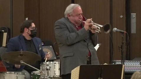 Thumbnail for entry Jazz Ensembles Concert - 2/24/21