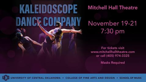 Thumbnail for entry Kaleidoscope Dance Company