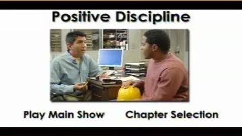 Thumbnail for entry Positive Discipline