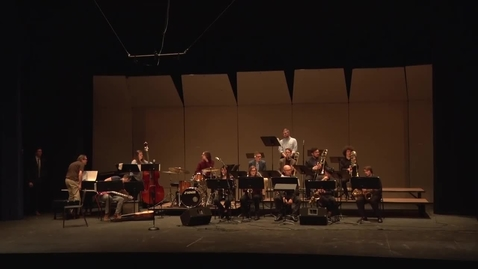 Thumbnail for entry Jazz Ensembles - 4/24