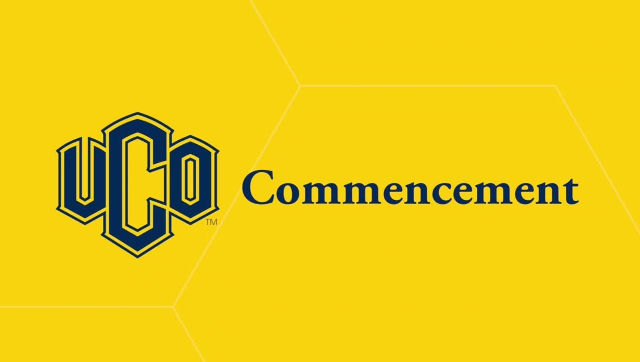 UCO Commencement in 60 Seconds