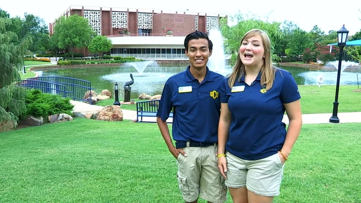 UCO Campus Tours