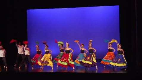 Thumbnail for entry Kaleidoscope Dance Company - Fall Concert 11-05-2016