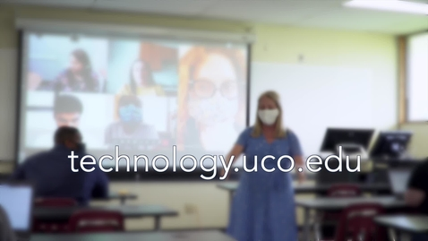 Thumbnail for entry UCO Extended Classroom - Fall 2020