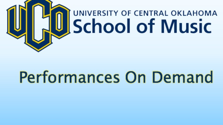 Thumbnail for channel School of Music Performances
