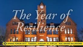 Thumbnail for entry Spring Forum 2017 - The Year of Resilience