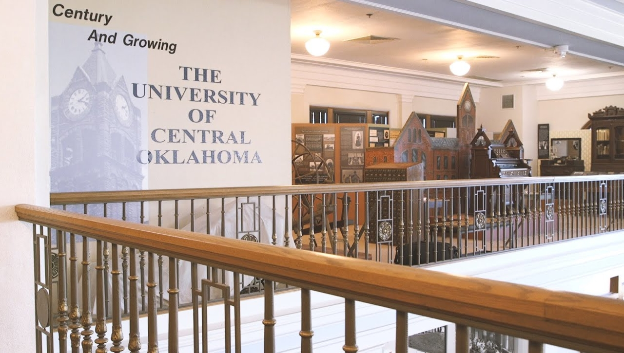 UCO Laboratory of History Museum Tour