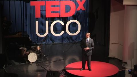 Thumbnail for entry President Betz Intro - TEDxUCO 2015