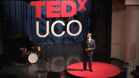 Thumbnail for entry President Betz Intro - TEDxUCO 2015