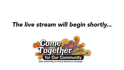 Thumbnail for entry United Way Closing Ceremony 10-29-2020