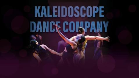 Thumbnail for entry Kaleidoscope Dance Company 3-26-2021