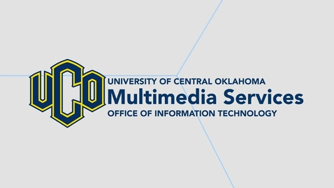 Thumbnail for entry OIT Multimedia Promo 2017