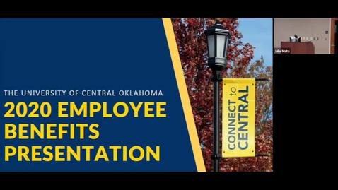 Thumbnail for entry UCO Benefits Zoom session 11-15-2019