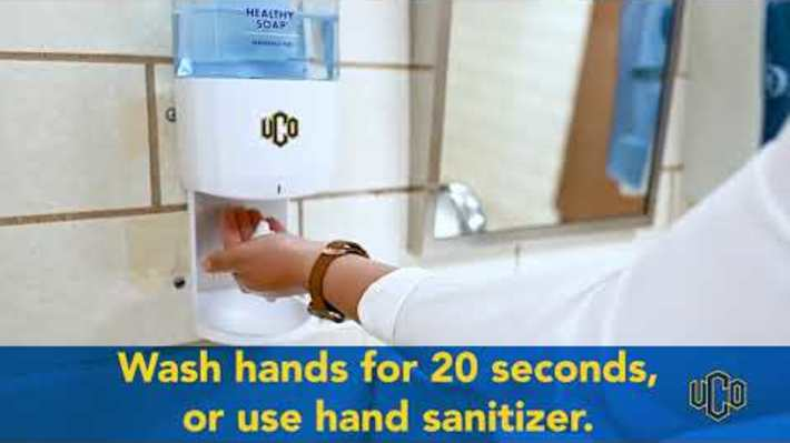 WASH UP! - The University of Central Oklahoma