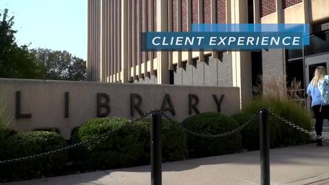 Thumbnail for entry UCO Client Experience video