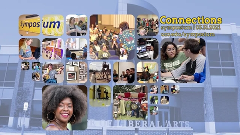Thumbnail for entry Symposium 2021 Keynote Address: Oklahoma City Councilman James Cooper