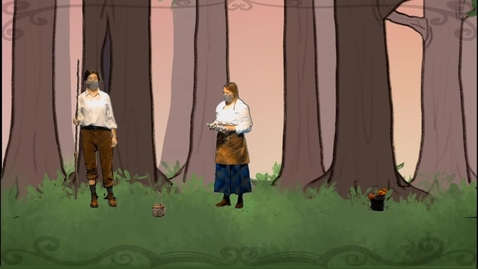 Thumbnail for entry Hansel And Gretel - Lollipop Cast - March 2021