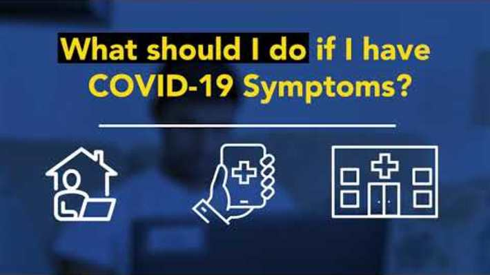 Signs and Symptoms - The University of Central Oklahoma