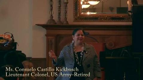 Thumbnail for entry Ms. Consuelo Castillo Kickbusch