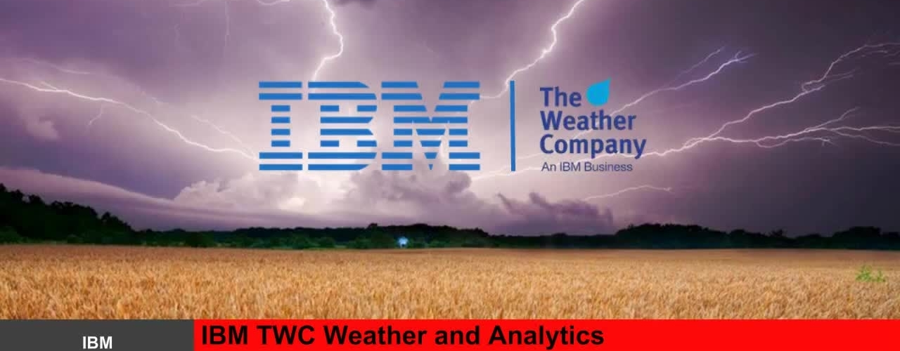 IBM Strategy & Analytics - IBM TWC Weather and Analytics