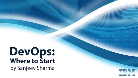 Thumbnail for entry DevOps: Where to Start