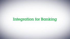 Thumbnail for entry Driving Digital Innovation for Banks through Integration