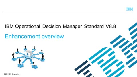 ODM Standard V8.8 overview