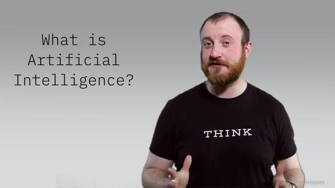 Thumbnail for entry 什么是人工智能?