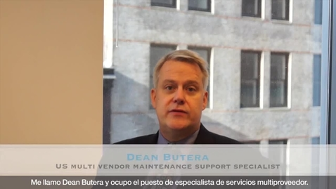 Thumbnail for entry An Overview of IBM's Technical Support Services Part Two (Spanish)