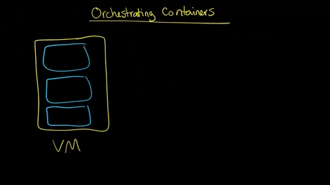 Thumbnail for entry Container Orchestration: Dealing with Many Containers