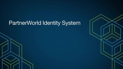 IBM PartnerWorld Identity System