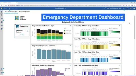 Thumbnail for entry North York General Hospital improves patient care with IBM Cognos Analytics