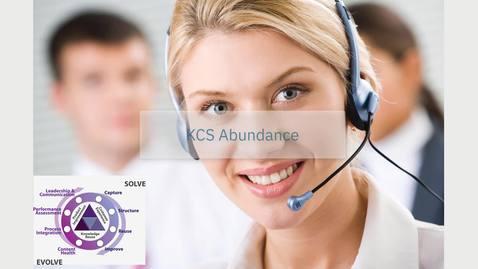 KCS: Abundance
