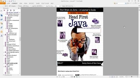 Thumbnail for entry IIB: Demystifying JAR files