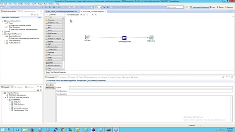 Thumbnail for entry IIB: How to debug a message flow using breakpoints in IIB Toolkit