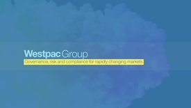 Thumbnail for entry Westpac and IBM - Governance risk and compliance for rapidly changing markets