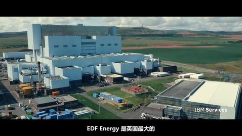 Thumbnail for entry IBM Services助力EDF Energy基于SAP SuccessFactors实施核心HR流程再造