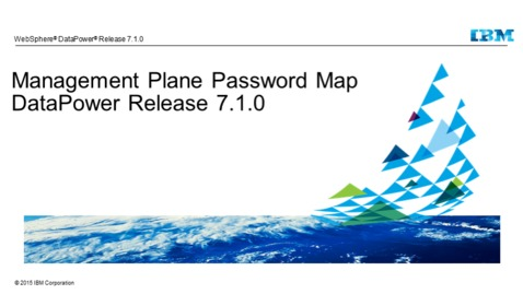 Thumbnail for entry Management: Password Maps
