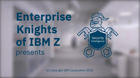 Thumbnail for entry Security Intelligence