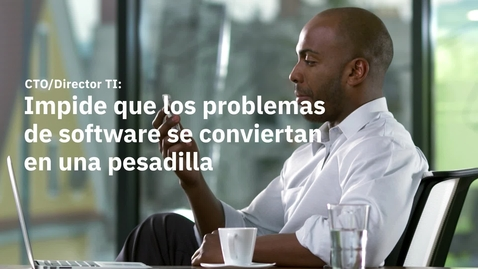 Thumbnail for entry Stop software incidents from becoming software dramas_ES