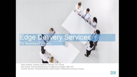 Thumbnail for entry IBM Edge Delivery Services - Replay