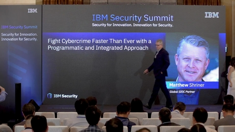 Thumbnail for entry 09 Fight Cybercrime Faster Than Ever with a Programmatic and Integrated Approach_Matthew Shriner (1)