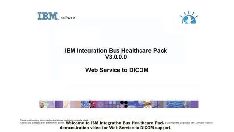 Thumbnail for entry WebService to DICOM