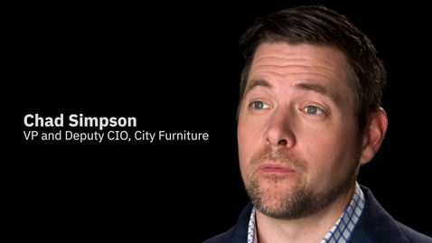 Thumbnail for entry City Furniture + IBM Services: Migrating to cloud to ensure uptime and scalability