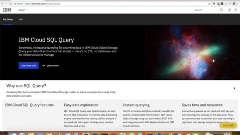 Thumbnail for entry Achieve More with Serverless by Combining Cloud Functions & SQL Query [720p]