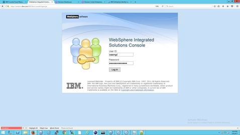 Thumbnail for entry WAS: Security  Managing Users and Groups - Part 1 (GUI administration)