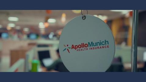 Thumbnail for entry IBM Services Breakthrough Partnerships: Apollo Munich Health Insurance