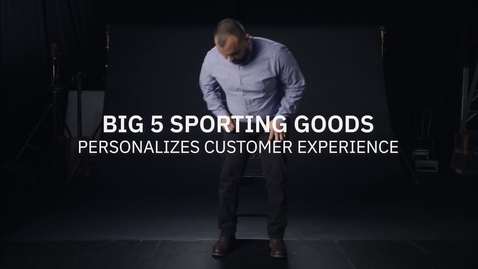 Thumbnail for entry Big 5 Sporting Goods personalizes customer experience